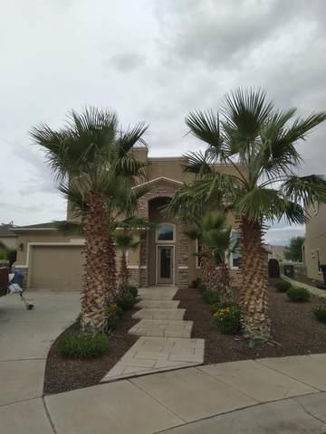 12957 Pleasant Manor Court, El Paso, TX 79938 (MLS #852583) :: Jackie Stevens Real Estate Group