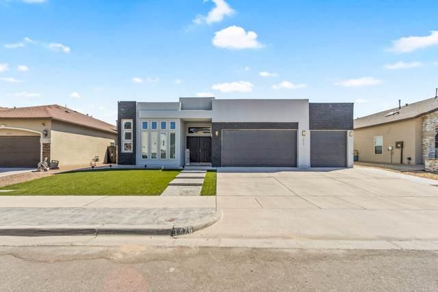 1476 Kimsha, El Paso, TX 79928 (MLS #852600) :: The Purple House Real Estate Group