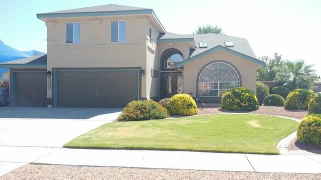 1900 Pueblo Corona Lane, El Paso, TX 79936 (MLS #852610) :: The Matt Rice Group