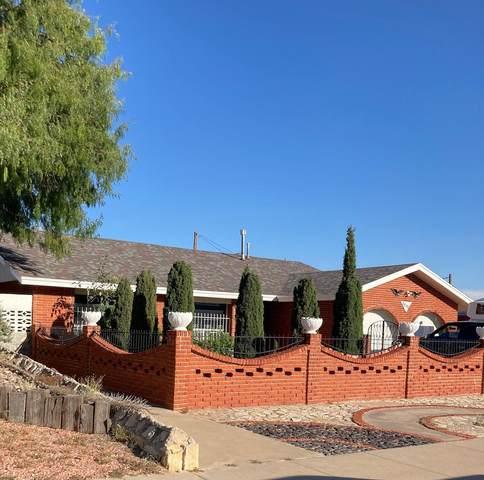 8908 Echo Street, El Paso, TX 79904 (MLS #853254) :: Jackie Stevens Real Estate Group
