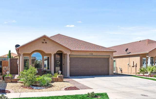1136 Montera Road, El Paso, TX 79907 (MLS #853403) :: The Purple House Real Estate Group