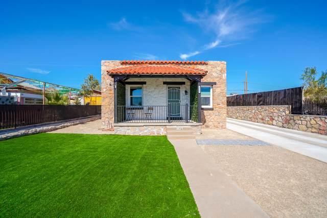 3827 Hamilton Avenue, El Paso, TX 79930 (MLS #853419) :: Mario Ayala Real Estate Group