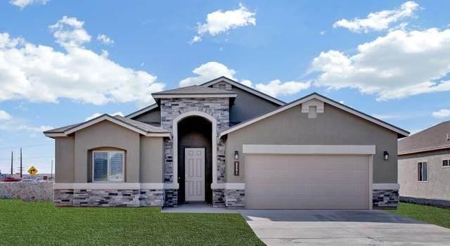2501 Tiera Garden Drive, El Paso, TX 79938 (MLS #853601) :: The Purple House Real Estate Group