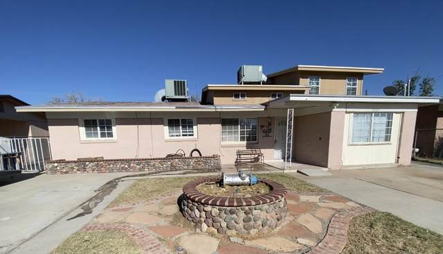 9204 Roanoke Drive, El Paso, TX 79924 (MLS #853635) :: Mario Ayala Real Estate Group