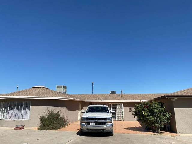 12259 Niccolite Drive, Clint, TX 79836 (MLS #853774) :: Mario Ayala Real Estate Group
