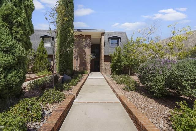 4800 N Stanton Street #34, El Paso, TX 79902 (MLS #853855) :: Jackie Stevens Real Estate Group