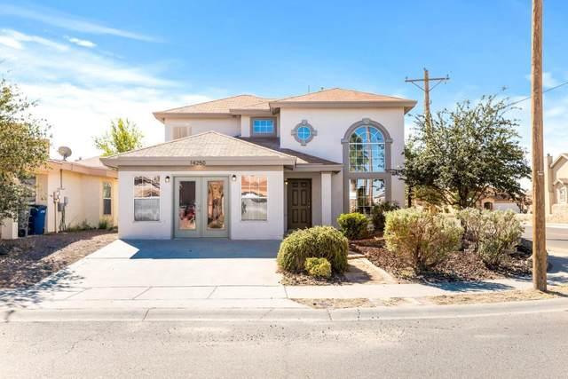 14250 Spanish Point Drive, El Paso, TX 79938 (MLS #853916) :: Mario Ayala Real Estate Group