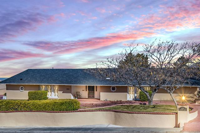 6113 Pinehurst Drive, El Paso, TX 79912 (MLS #802728) :: The Matt Rice Group