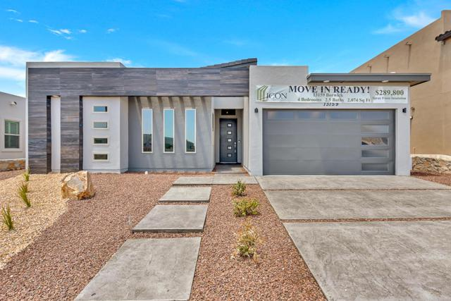 13159 Borwick Road, El Paso, TX 79928 (MLS #808103) :: Jackie Stevens Real Estate Group