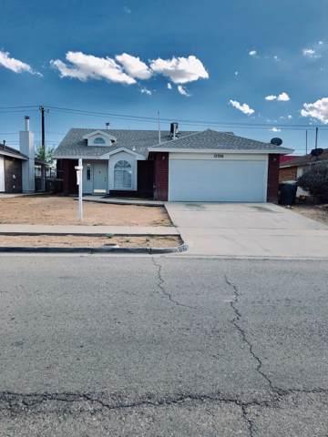 12356 Flora Alba Drive, El Paso, TX 79928 (MLS #810969) :: The Matt Rice Group