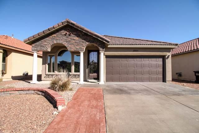 13511 Selby Street, Horizon City, TX 79928 (MLS #814950) :: The Matt Rice Group
