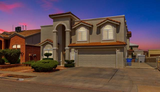 12621 Sun Haven Drive, El Paso, TX 79938 (MLS #816124) :: The Matt Rice Group