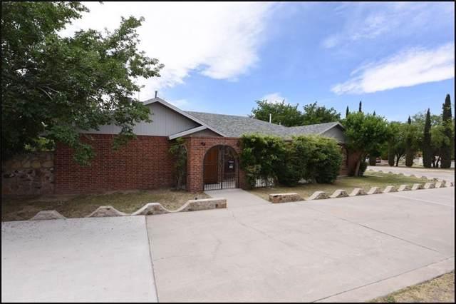 300 Caporal Court, El Paso, TX 79932 (MLS #818025) :: Preferred Closing Specialists