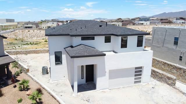 7861 Enchanted View Drive, El Paso, TX 79911 (MLS #818202) :: The Matt Rice Group