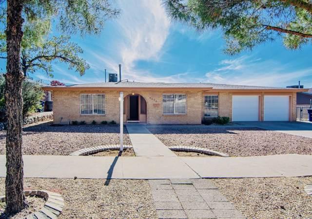 6640 Mariposa Drive, El Paso, TX 79912 (MLS #818765) :: Preferred Closing Specialists