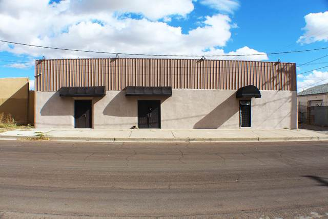 1318 N Stevens Street, El Paso, TX 79903 (MLS #820325) :: Mario Ayala Real Estate Group