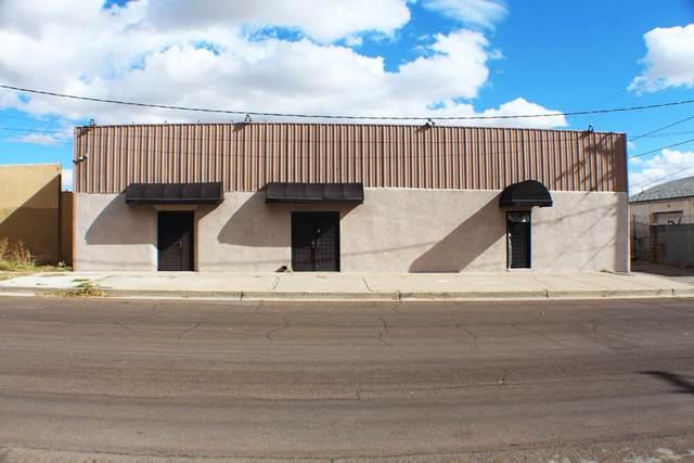 1318 N Stevens Street, El Paso, TX 79903 (MLS #820325) :: Preferred Closing Specialists