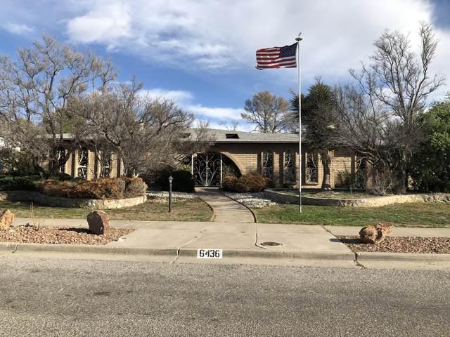 6436 Los Robles Drive, El Paso, TX 79912 (MLS #823193) :: Preferred Closing Specialists