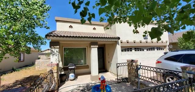 709 Villas Del Este, Socorro, TX 79927 (MLS #823754) :: The Purple House Real Estate Group
