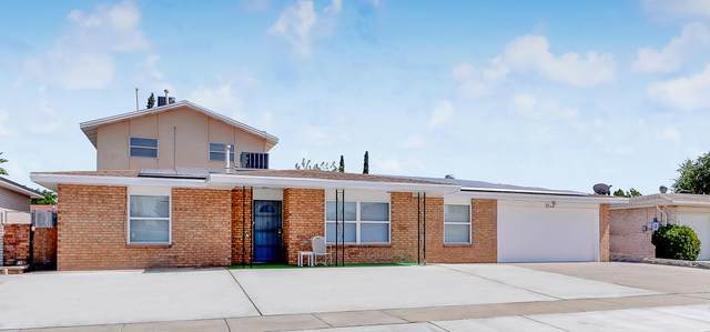 3120 Bert Yancey Drive, El Paso, TX 79936 (MLS #823836) :: Jackie Stevens Real Estate Group brokered by eXp Realty