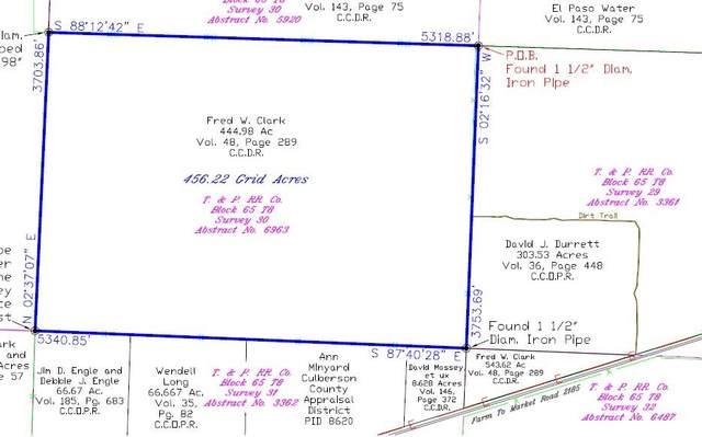 6963 Ab Blk 65 Road, Van Horn, TX 79855 (MLS #824350) :: Jackie Stevens Real Estate Group brokered by eXp Realty