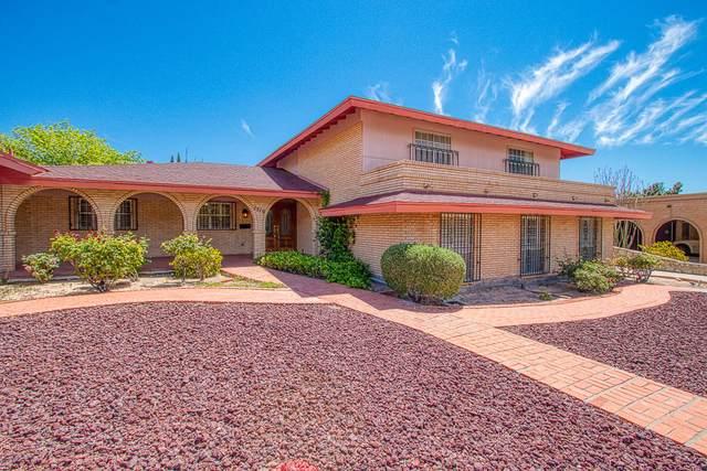 1516 Lost Padre Mine Drive, El Paso, TX 79902 (MLS #825750) :: Jackie Stevens Real Estate Group brokered by eXp Realty