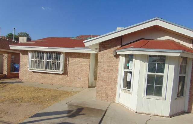 9805 Staubach Drive, El Paso, TX 79927 (MLS #826159) :: Mario Ayala Real Estate Group