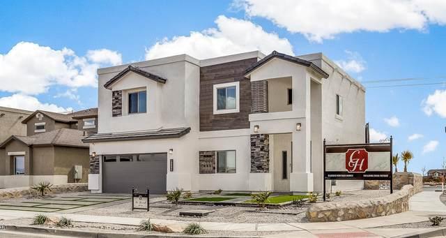 12588 Clocker Drive, El Paso, TX 79928 (MLS #827056) :: Red Yucca Group