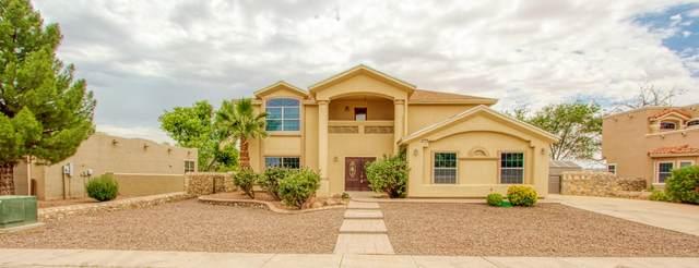 1076 Los Moros Drive, El Paso, TX 79932 (MLS #827777) :: The Matt Rice Group