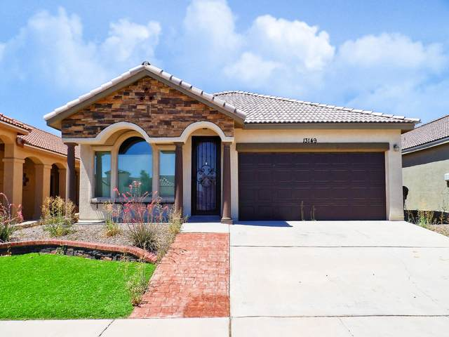 13149 Celtic Drive, Horizon City, TX 79928 (MLS #829210) :: The Matt Rice Group