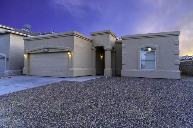 12424 Sombra Fuerte Drive, El Paso, TX 79938 (MLS #833101) :: Mario Ayala Real Estate Group