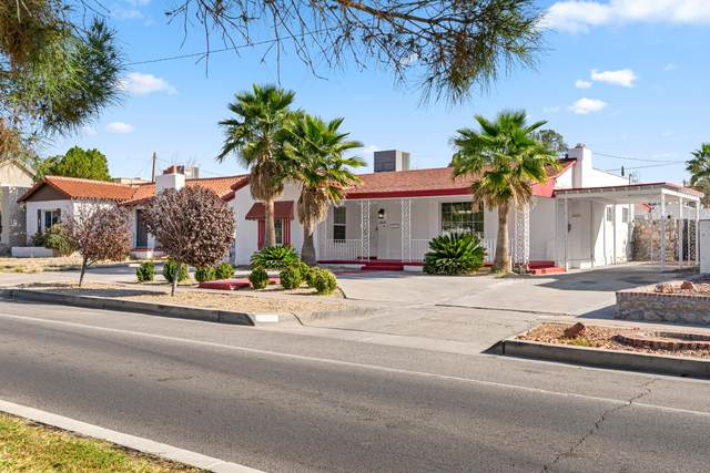 1524 Raynolds Street, El Paso, TX 79903 (MLS #833148) :: The Purple House Real Estate Group