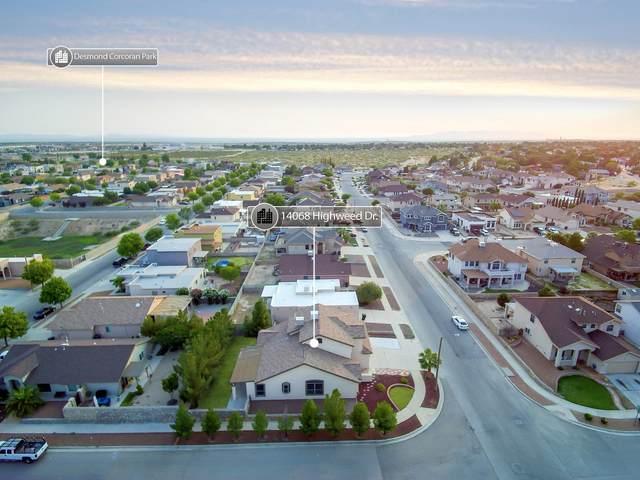 14068 Highweed Drive, El Paso, TX 79928 (MLS #833287) :: Mario Ayala Real Estate Group