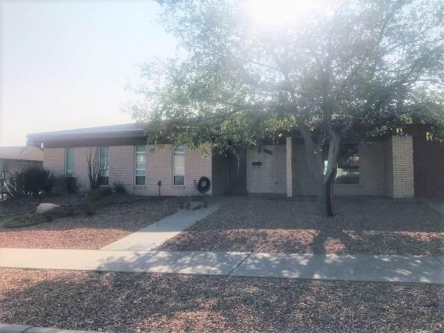 305 Crystal Drive, El Paso, TX 79912 (MLS #834302) :: Mario Ayala Real Estate Group