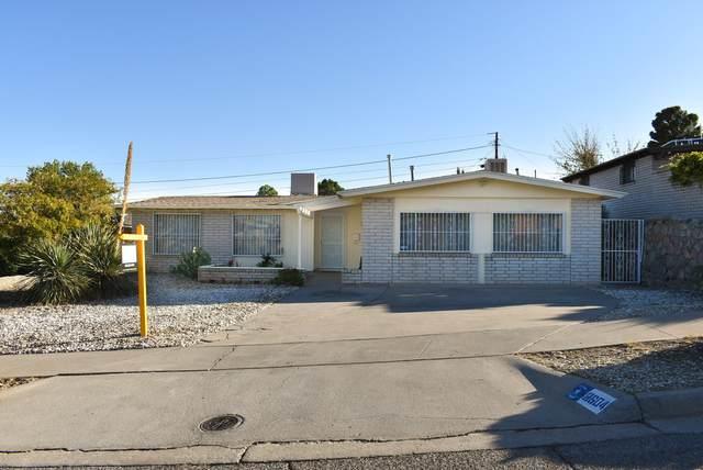 3604 Skyline Avenue E, El Paso, TX 79904 (MLS #835381) :: Mario Ayala Real Estate Group