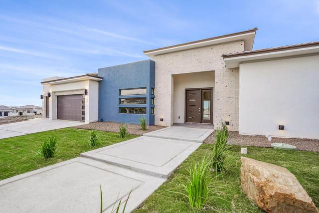 239 Everest Drive, El Paso, TX 79912 (MLS #835599) :: The Purple House Real Estate Group
