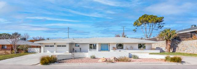 3827 Okeefe Drive, El Paso, TX 79902 (MLS #837084) :: The Purple House Real Estate Group