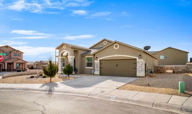 6445 Vilaggio Drive, El Paso, TX 79932 (MLS #839646) :: Preferred Closing Specialists