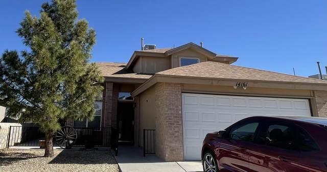14161 Tierra Halcon Drive, El Paso, TX 79938 (MLS #841857) :: Jackie Stevens Real Estate Group brokered by eXp Realty