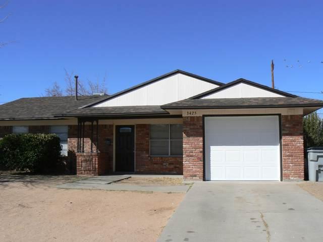 3425 Dundee Street, El Paso, TX 79925 (MLS #841866) :: Jackie Stevens Real Estate Group brokered by eXp Realty