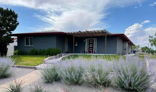 715 University Avenue, El Paso, TX 79902 (MLS #842062) :: The Matt Rice Group