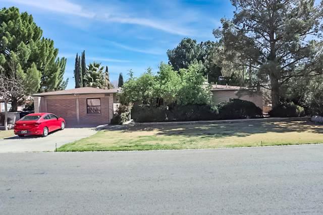 4953 Vista Grande Circle, El Paso, TX 79922 (MLS #843273) :: Summus Realty