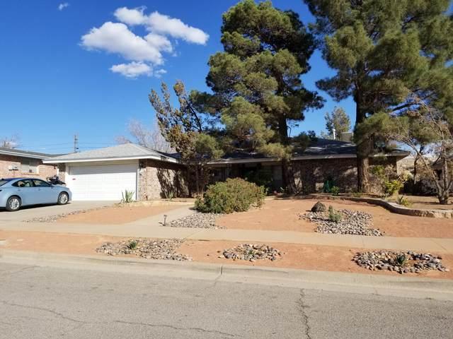 7116 Ramada Drive, El Paso, TX 79912 (MLS #844325) :: Preferred Closing Specialists