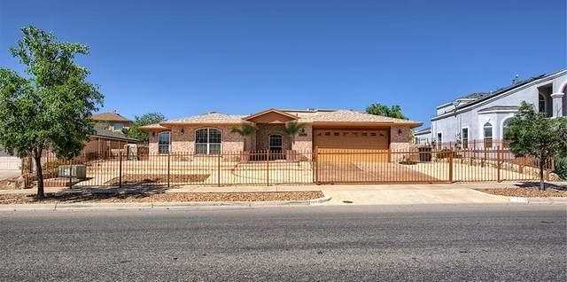 13473 Emerald Creek Drive, Horizon City, TX 79928 (MLS #845366) :: The Purple House Real Estate Group
