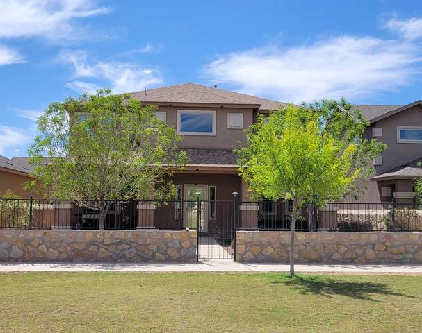 2072 Robert Minnie Place A, El Paso, TX 79938 (MLS #845474) :: Jackie Stevens Real Estate Group brokered by eXp Realty