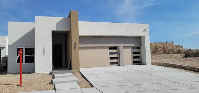 7296 Bobcat Hollow, El Paso, TX 79911 (MLS #846350) :: The Matt Rice Group