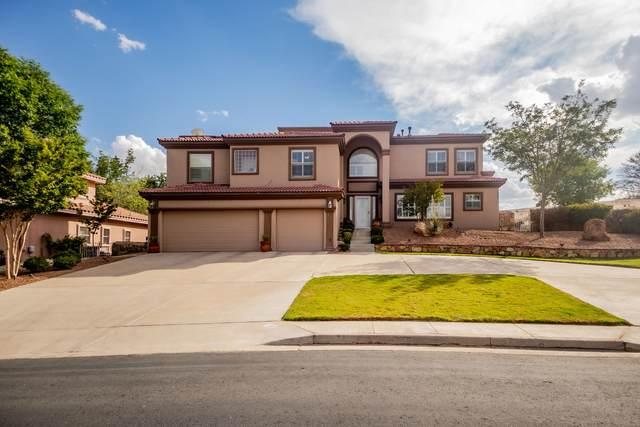 130 Cherry Hill Lane, Santa Teresa, NM 88008 (MLS #846761) :: The Purple House Real Estate Group
