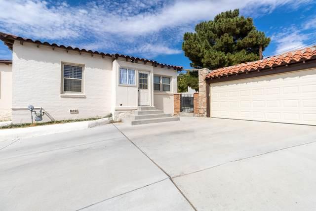 924 Mesita Drive, El Paso, TX 79902 (MLS #847659) :: Jackie Stevens Real Estate Group
