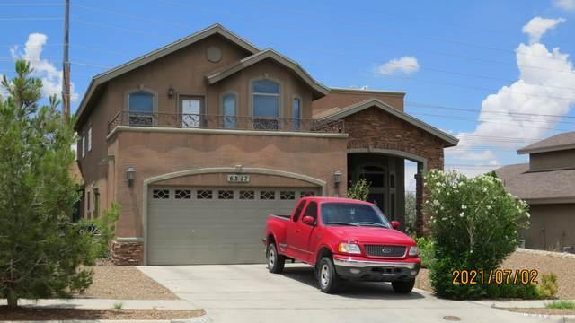 6517 Berringer Street, El Paso, TX 79932 (MLS #847759) :: Jackie Stevens Real Estate Group
