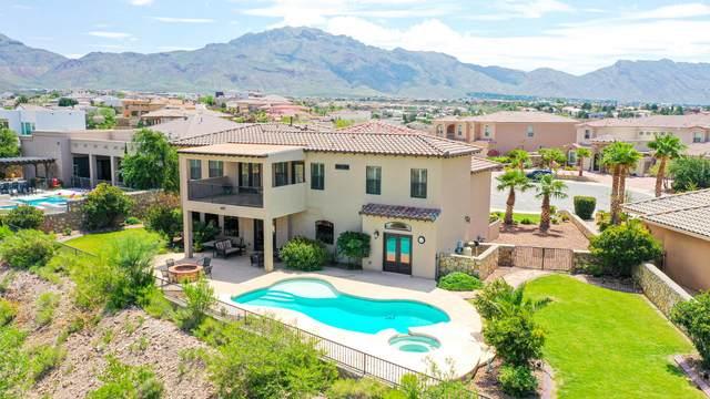6693 Tuscany Ridge Drive, El Paso, TX 79912 (MLS #848537) :: Jackie Stevens Real Estate Group